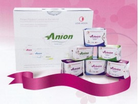 LOVEMOON Anion Sanitary Napkins